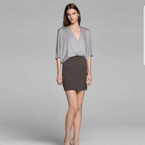 Helmut Lang Gala Knit Dress L 226U34